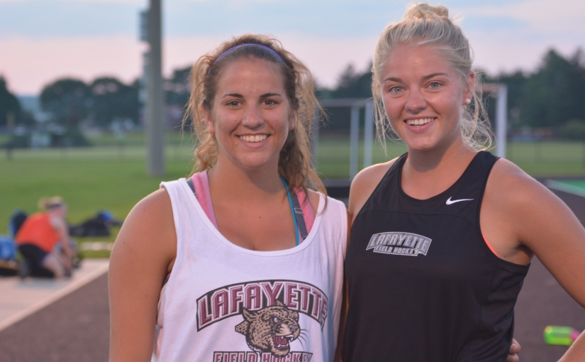 Seniors Hannah Millen and Kirby Szalkowski talk about the coming season