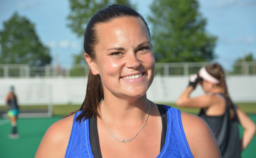 Sarah Dalrymple Rounds Out Lafayette Field Hockey Staff