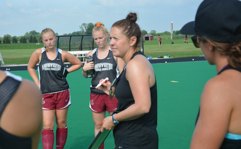 Lafayette Field Hockey Returns To The Turf