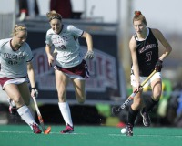 Ellen Colbourne provided the game winner early against Colgate last year.