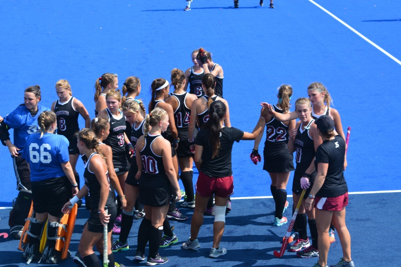 Seventy Percent Of The Lafayette Field Hockey Team Named To League Honor Roll