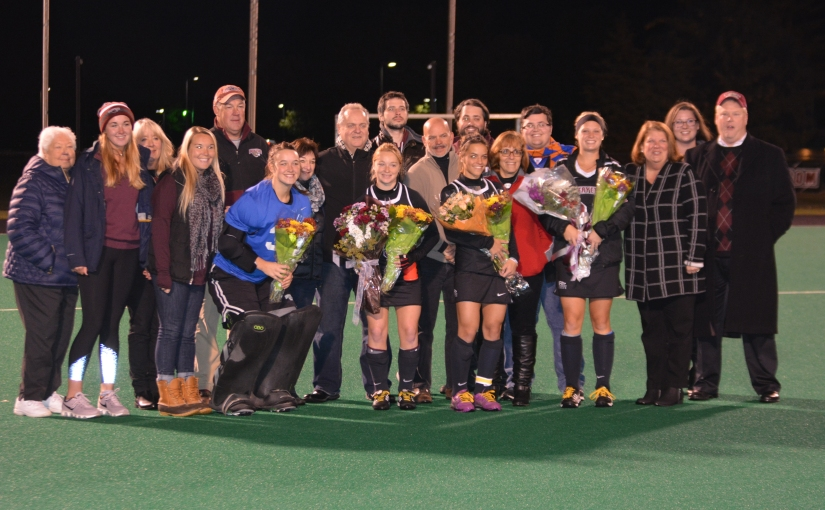 Magadan, Vandergeest And Arnold Combine To Deliver Senior Day Win Against Lehigh