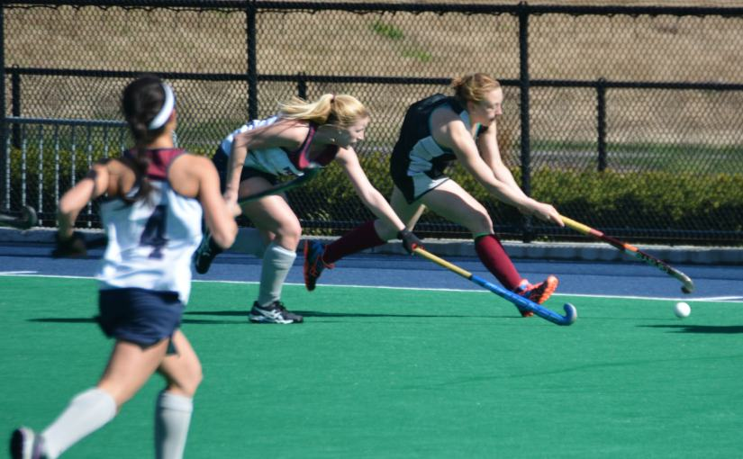 Buzzard,DiMaio,Jonckheer and Shanks Find The Back Of The Goal In Long Afternoon Of SpringGames