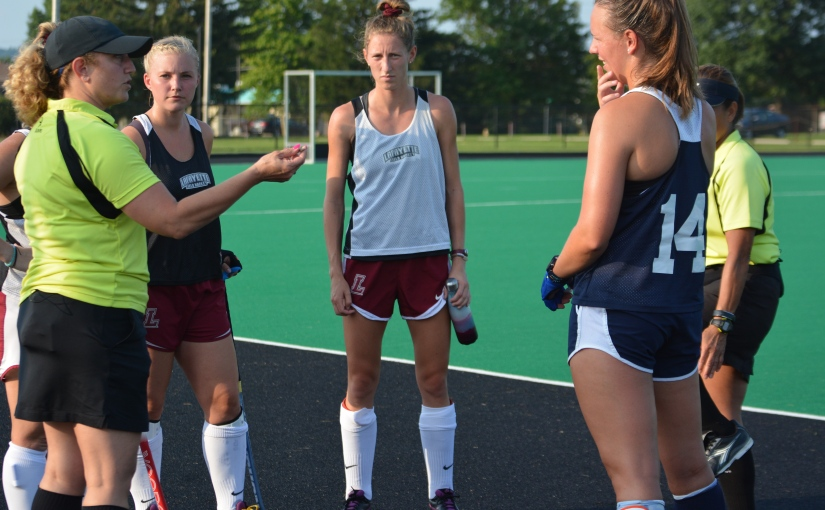 The Lights Have Not Turned On Yet For Lafayette FieldHockey
