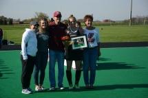 Meg Lillis and her family