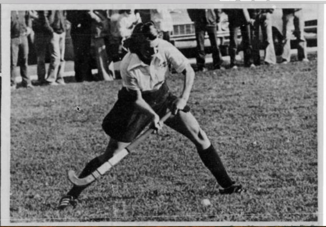 field hockey 1976