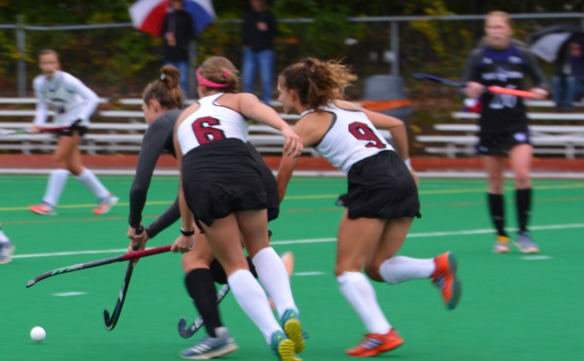 A 3-2 Win At Holy Cross Puts The Leopards In Control