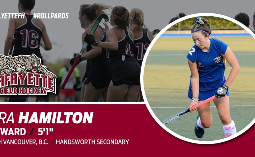 Tara Hamilton Joins The Leopards In 2019
