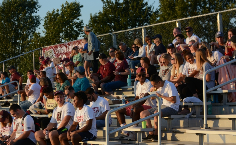 Lafayette Field Hockey Leads The League In Attendance