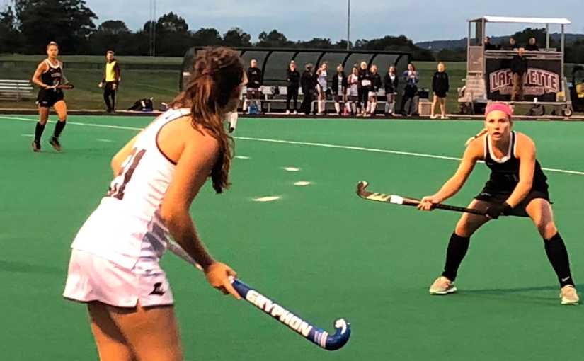 Lafayette Shows They Are For Real In 8-0  Win Against Holy Cross