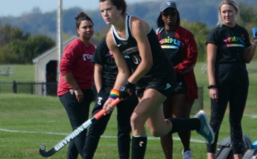 The Adjustment To Division One FieldHockey