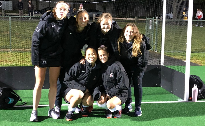 Six Seniors Making A Huge Impact On Lafayette Field Hockey