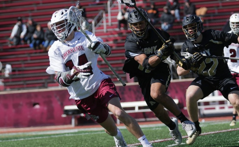 Inside Lacrosse Magazine Details Spring Lacrosse For Patriot League