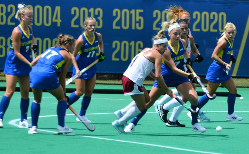 Leopards Show Well In Exhibition Against Delaware BlueHens