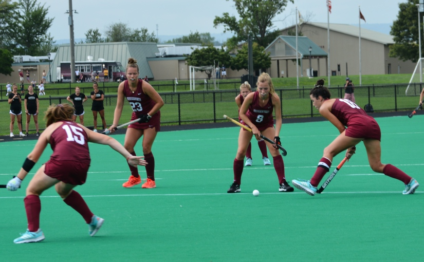 Colgate Arrives Saturday To Meet TheLeopards