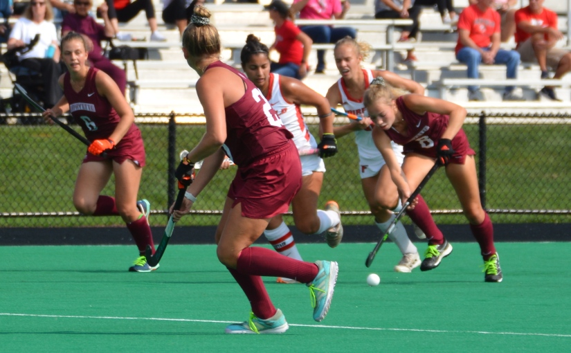 Lafayette Grinds Out 2-1 Victory OverFairfield